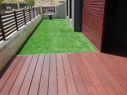 Jarrah Decking. Timber Deck